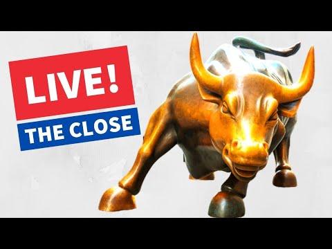 The Close, Watch Day Trading Live – May 12, NYSE & NASDAQ Stocks