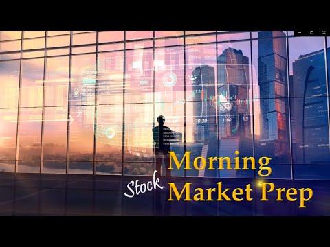 Morning Market Prep | Stock & Options Trading | 5-4-21