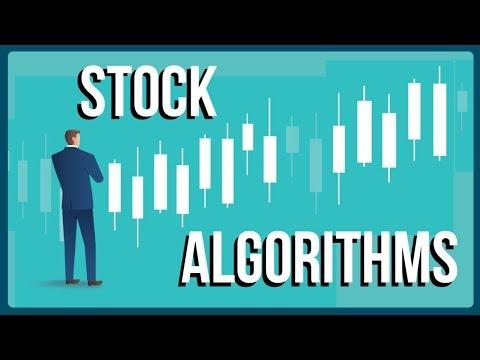 How Do Stock Trading Algorithms Work?
