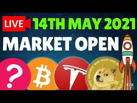 🔴LIVE – Day Trading, Stock Market Open??? Nasdaq, QQQ, SP500, Bitcoin, TSLA,