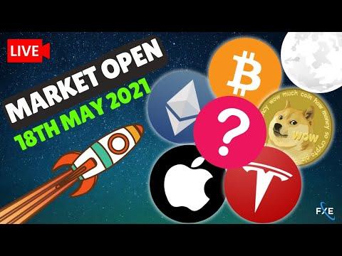 🔴LIVE – Day Trading, SQUEEZING THE STOCK MARKET OPEN! Nasdaq, Bitcoin, QQQ, SP500 , TSLA,