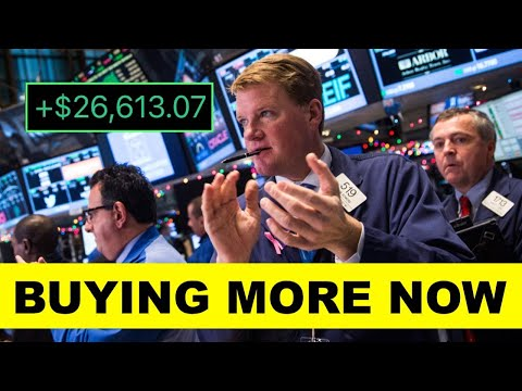 🚀THIS IS WHY THE STOCK MARKET IS ABOUT TO BLOW UP! (TECHNICAL ANALYSIS)