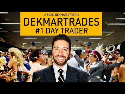 Taking on $AMC (Live Stock Trading)