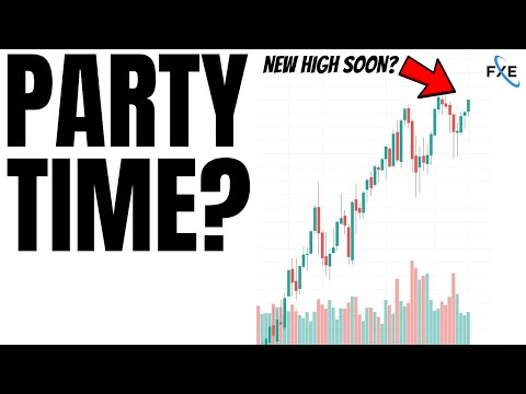 Buy Now, Wait or Sell The Stock Market This Week? Hypers Back?[Nasdaq, QQQ, SP500, TSLA, BITCOIN]
