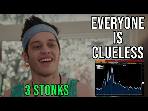THE STOCK MARKET IS CLUELESS! – My Watchlist – 3 STOCKS TO BUY NOW!