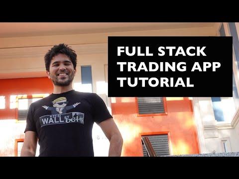Stock Trading App Tutorial [Part 01] – Database Design