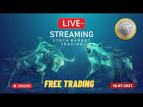 16 July Live trading | Bank nifty live trading | Stocks | Best Trading Setup | Live option trading