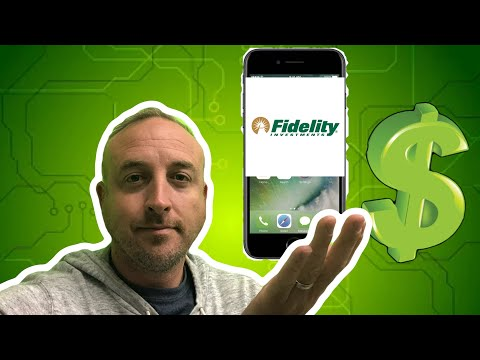 Fidelity App Tutorial   Stock Trading with Fidelity Investments