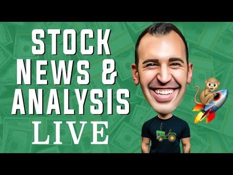 MOrning Bell – Stock Trading LIVE! Friday September 3rd