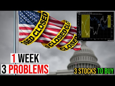 3 REASONS THE STOCK MARKET IS GOING TO GO CRAZY THIS WEEK! – STOCKS TO BUY NOW!