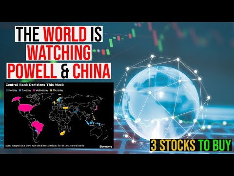 THE STOCK MARKET IS GOING GLOBAL THIS WEEK! – 3 STOCKS TO BUY NOW!