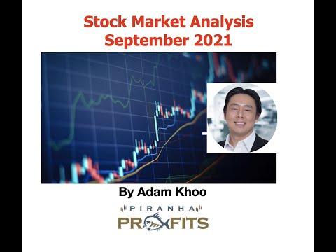 Stock Market Analysis September 2021