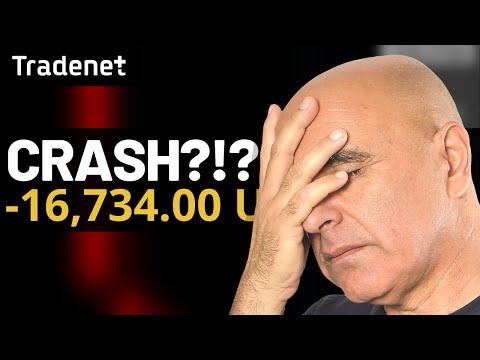 -$16,000 LOSS!! WILL THE STOCK MARKET CRASH??