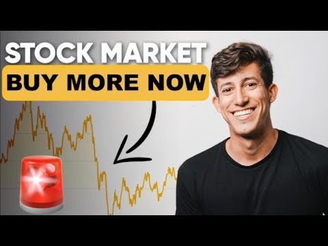 🚀 THE STOCK MARKET IS ABOUT TO SKYROCKET! (BUY MORE)