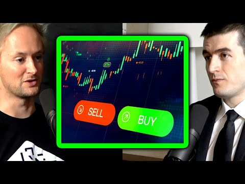 A machine learning approach to stock trading | Richard Craib and Lex Fridman
