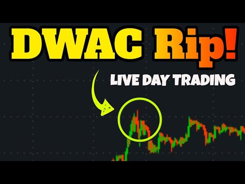 🔴PHUN Stock Up 500%! DWAC Up 800%! MARK Run! HUGE Squeeze! Live Day Trading! SHIB + BTC Run?