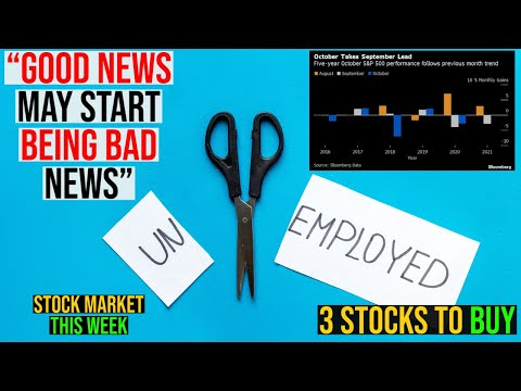 THE STOCK MARKET IS GOING TO GO CRAZY THIS WEEK! – 3 Stocks To Buy NOW!