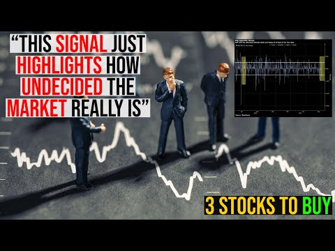 THE STOCK MARKET JUST BROKE ANOTHER TREND TODAY! – 3 STOCKS TO BUY NOW!