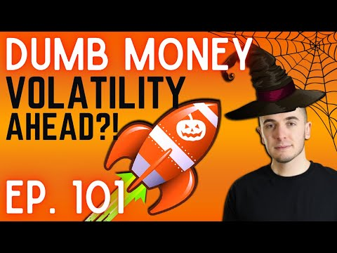 Ep. 101 Market Volatility Returns (Stocks & Crypto) || Dumb Money w/ Matt